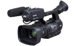 Image of HD ENG live streaming camcorder (GY-HM660RE)