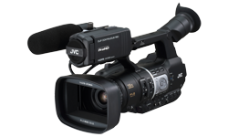Image of HD events camcorder (JY-HM360E)