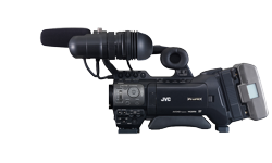 Image of Shoulder-mount/studio live streaming ENG HD camcorder (without lens) (GY-HM890RCHE)