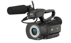 Image of 4KCAM Super 35mm live streaming camcorder (GY-LS300CHE)