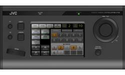 Image of Remote Control-Panel for JVC PTZ and IP Camcorders (RM-LP100)