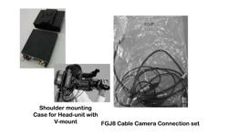 Image of Cable Connection Sets from Fiber Head to Camcorder (FGJ8)
