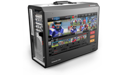 Image of PORTABLE LIVE PRODUCTION SYSTEM (streamstar CASE710)