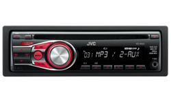Image of 1-DIN CD Receiver (KD-R331E)