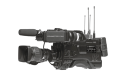 Image of Shoulder-mount/studio live streaming ENG HD camcorder (without lens) (GY-HC900CHE)
