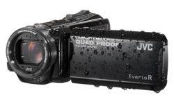 Image of Memory Camcorder (GZ-R401BEK)