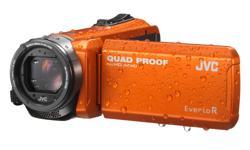 Image of Memory Camcorder (GZ-R405DEK)