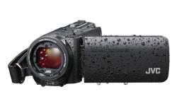 Image of Memory Camcorder (GZ-R495BEK)