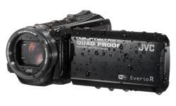 Image of Memory Camcorder (GZ-RX601BEK)