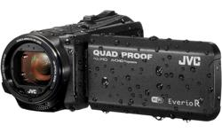 Image of Memory Camcorder (GZ-RX605BEK)