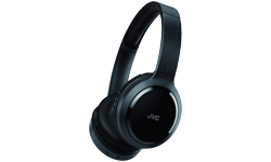 Image of On-ear Bluetooth wireless headphones (HA-S80BN-B)