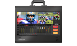 Image of PORTABLE LIVE PRODUCTION SYSTEM (streamstar CASE800)