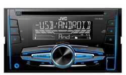 Image of 2-DIN CD Receiver (KW-R520E)
