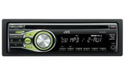 Image of 1-DIN CD Receiver (KD-R332E)