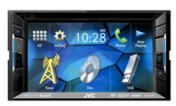 Image of 2-DIN AV Receiver (KW-V220BTQ)