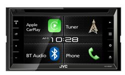 Image of 2-DIN AV Receiver (KW-V820BTE)