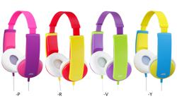 Image of Kid's headphone with volume limitter (HA-KD5-EF)