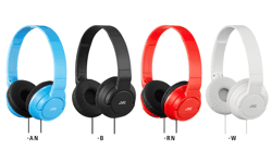 Image of Lightweight headphones (HA-S180-E)