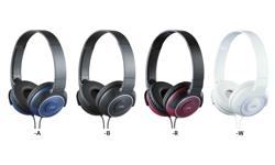 Image of Lightweight headphones with superior sound (HA-S220-E)
