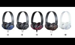 Image of Lightweight headphones with superior sound (HA-S220-E)