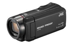 Image of Memory Camcorder (GZ-R415BEU)