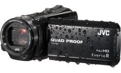 Image of Memory Camcorder (GZ-R410BEK)