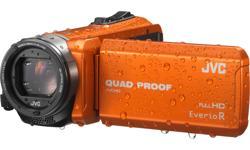 Image of Memory Camcorder (GZ-R415DEK)