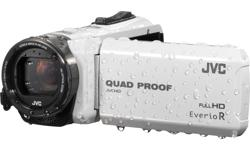 Image of Memory Camcorder (GZ-R415WEK)