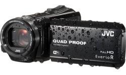 Image of Memory Camcorder (GZ-RX610BEK)