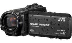 Image of Memory Camcorder (GZ-RX615BEK)