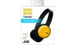 Image of Foldable Bluetooth on-ear headphones (HA-S30BT-Y-E)
