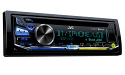 Image of 1-DIN CD Receiver (KD-R981BT)
