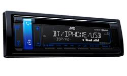 Image of 1-DIN CD Receiver (KD-R881BT)