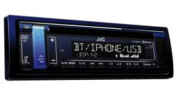 Image of 1-DIN CD Receiver (KD-R889BT)