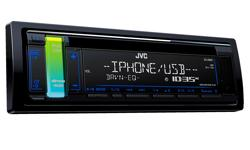 Image of 1-DIN CD Receiver (KD-R681)