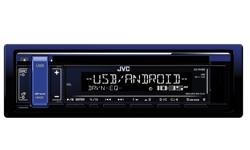 Image of 1-DIN CD Receiver (KD-R489)