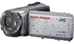 Image of Memory Camcorder (GZ-R310SEU)