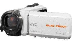Image of Memory Camcorder (GZ-R435WEK)