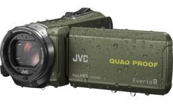Image of Memory Camcorder (GZ-R435GEK)