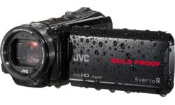 Image of Memory Camcorder (GZ-R435BEK)