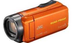 Image of Memory Camcorder (GZ-R435DEU)