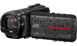 Image of Memory Camcorder (GZ-R430BEK)