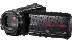 Image of Memory Camcorder (GZ-RX645BEK)