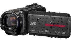 Image of Memory Camcorder (GZ-RX640BEK)