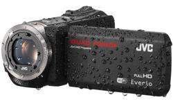Image of Memory Camcorder (GZ-RX510BEU)