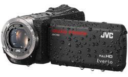 Image of Memory Camcorder (GZ-R315BEU)