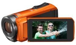 Image of Memory Camcorder (GZ-R315DEU)