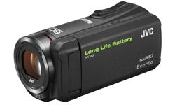 Image of Memory Camcorder (GZ-F125BEU)
