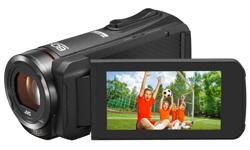 Image of Memory Camcorder (GZ-F125BEU)