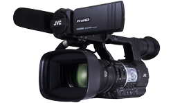 Image of HD ENG camcorder (GY-HM620E)